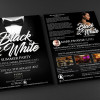 Free A4 Front and Back Flyer Mockup web