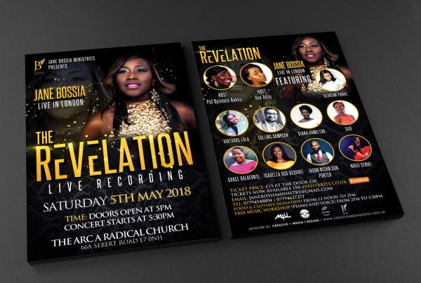 REVELATION A4 WEB