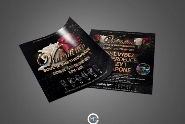 flyer, logo, design, creative, professional, banner, website, media, business card, birmingham, uk