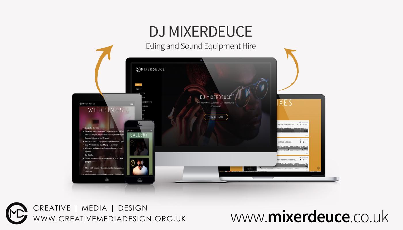 DJ MIXERDEUCE